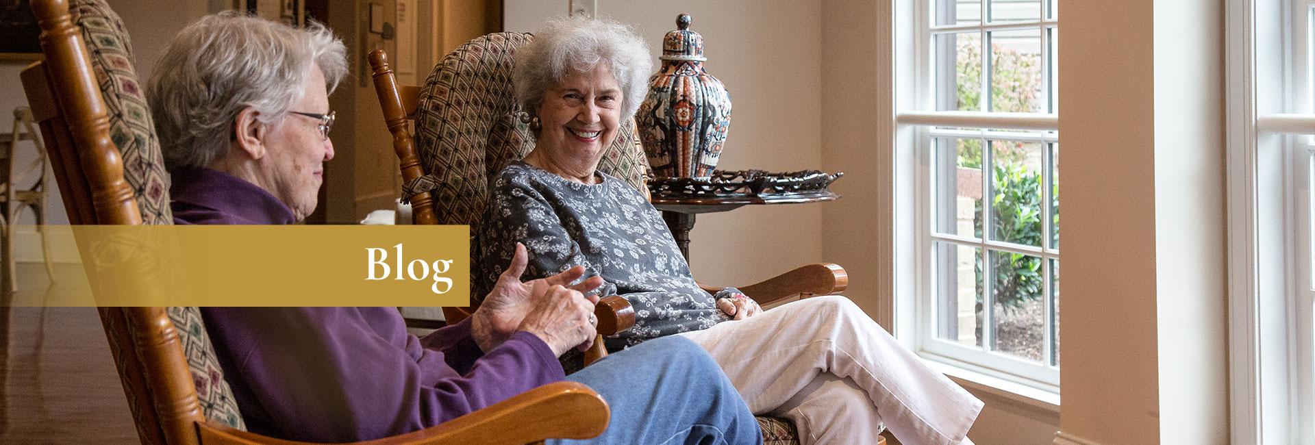 Our blog provides informative articles about topics that matter to seniors who are interested in leading active and independent lives.