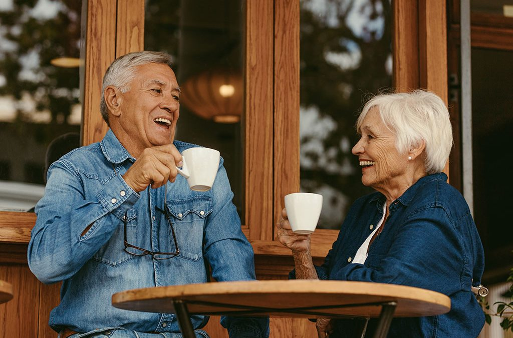 Enjoying Romantic Love Later In Life