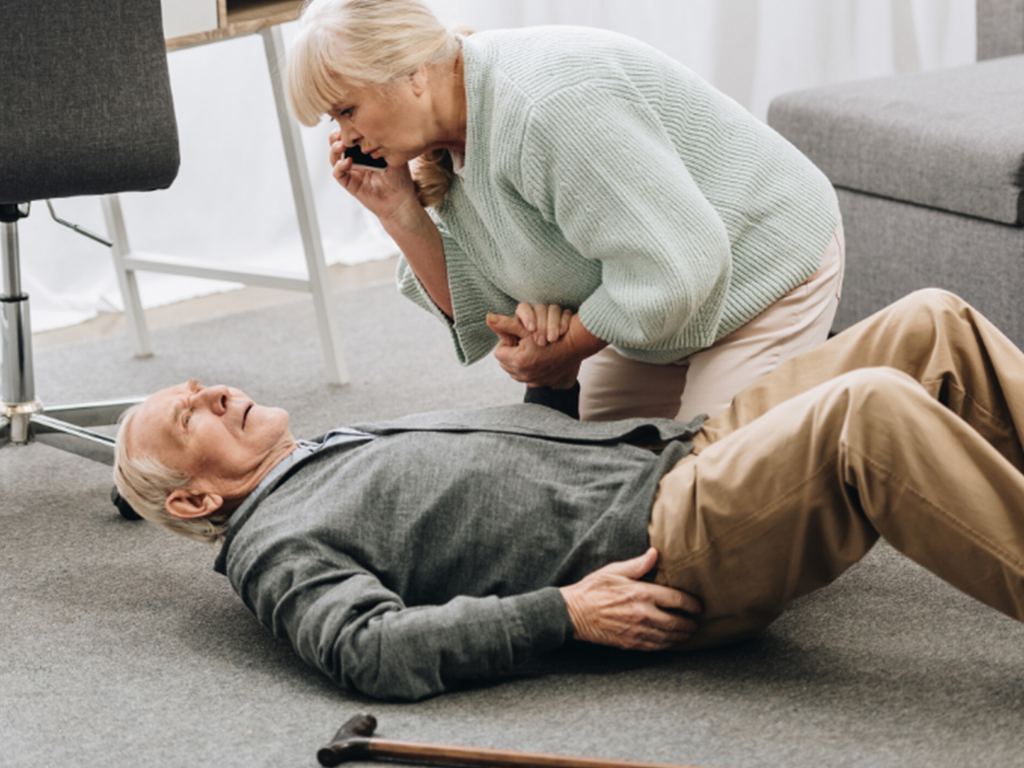 What to Do When You or a Loved One Falls