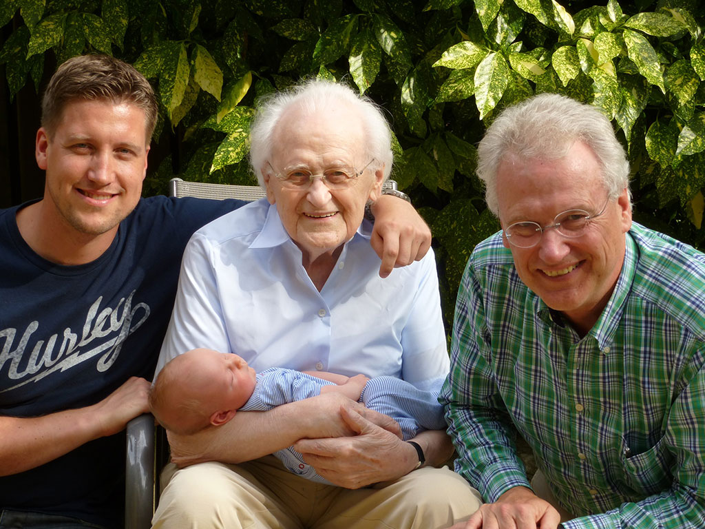 5 Ways to Celebrate Grandparent's Day