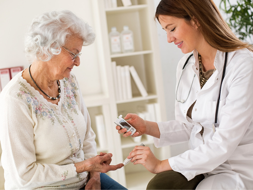 Seniors and The Risk for Diabetes