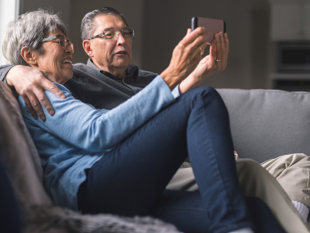 Technology to Help Seniors Stay in Touch