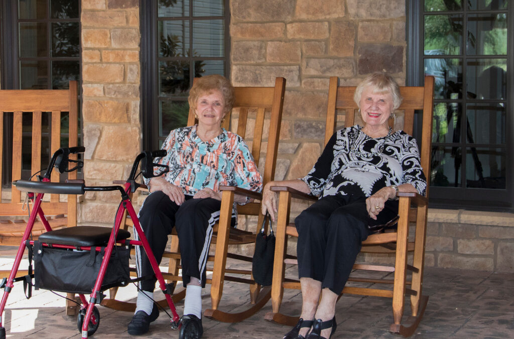 Community Matters in Quality of Life for Older Adults