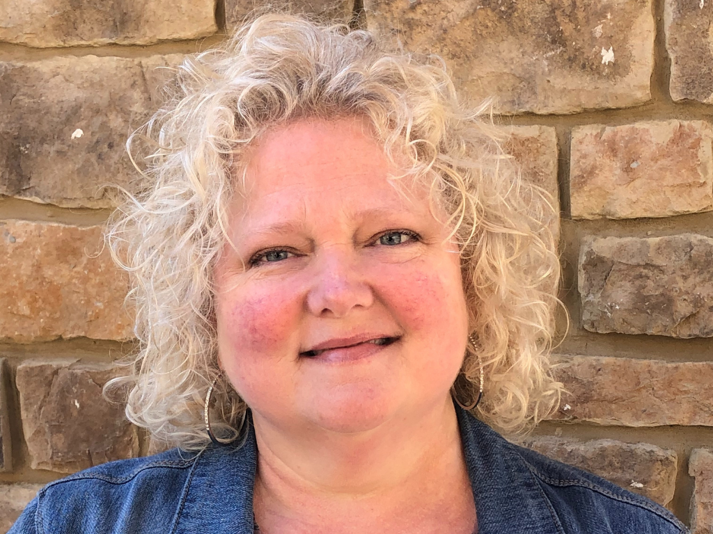 Susie Rogers, Activity Director at Parkview North Knoxville